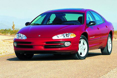 Фото Dodge Intrepid II