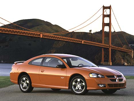 Фото Dodge Stratus Coupe
